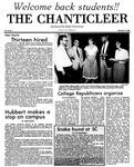 Chanticleer | Vol 32, Issue 1