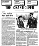 Chanticleer | Vol 32, Issue 10