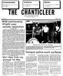 Chanticleer | Vol 32, Issue 15