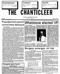 Chanticleer | Vol 32, Issue 19