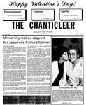 Chanticleer | Vol 32, Issue 20