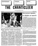 Chanticleer | Vol 32, Issue 22