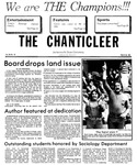 Chanticleer | Vol 32, Issue 25