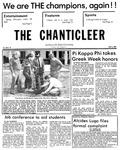 Chanticleer | Vol 32, Issue 26