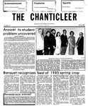 Chanticleer | Vol 32, Issue 28