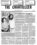 Chanticleer | Vol 32, Issue 32