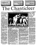 Chanticleer | Vol 33, Issue 8