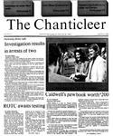 Chanticleer | Vol 33, Issue 9