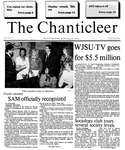 Chanticleer | Vol 33, Issue 10