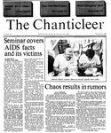 Chanticleer | Vol 33, Issue 11