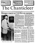 Chanticleer | Vol 33, Issue 12