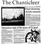 Chanticleer | Vol 33, Issue 13