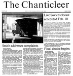 Chanticleer | Vol 33, Issue 16