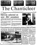 Chanticleer | Vol 33, Issue 18