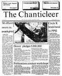 Chanticleer | Vol 33, Issue 25
