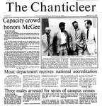 Chanticleer | Vol 34, Issue 3