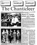 Chanticleer | Vol 34, Issue 8