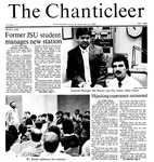 Chanticleer | Vol 34, Issue 13