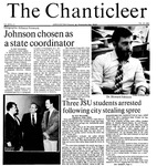 Chanticleer | Vol 34, Issue 15