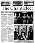 Chanticleer | Vol 34, Issue 17