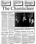 Chanticleer | Vol 34, Issue 19