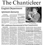 Chanticleer | Vol 35, Issue 3