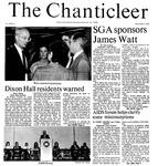 Chanticleer | Vol 35, Issue 9