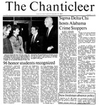 Chanticleer | Vol 35, Issue 11