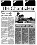 Chanticleer | Vol 35, Issue 18
