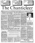 Chanticleer | Vol 35, Issue 20