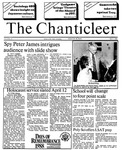 Chanticleer | Vol 35, Issue 21