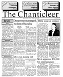 Chanticleer | Vol 36, Issue 14
