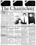 Chanticleer | Vol 36, Issue 15