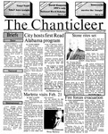Chanticleer | Vol 36, Issue 16