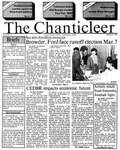 Chanticleer | Vol 36, Issue 17