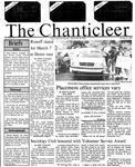 Chanticleer | Vol 36, Issue 18