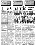 Chanticleer | Vol 36, Issue 22