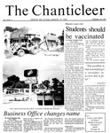 Chanticleer | Vol 37, Issue 5