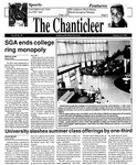 Chanticleer | Vol 38, Issue 16