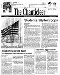 Chanticleer | Vol 38, Issue 17