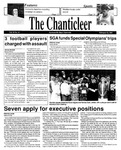 Chanticleer | Vol 38, Issue 18