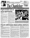 Chanticleer | Vol 38, Issue 20