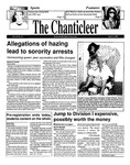 Chanticleer | Vol 38, Issue 24