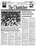 Chanticleer | Vol 39, Issue 5