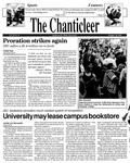 Chanticleer | Vol 39, Issue 6