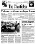 Chanticleer | Vol 39, Issue 15