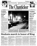 Chanticleer | Vol 39, Issue 16