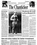 Chanticleer | Vol 39, Issue 17
