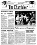 Chanticleer | Vol 39, Issue 18