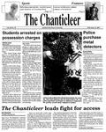 Chanticleer | Vol 39, Issue 19